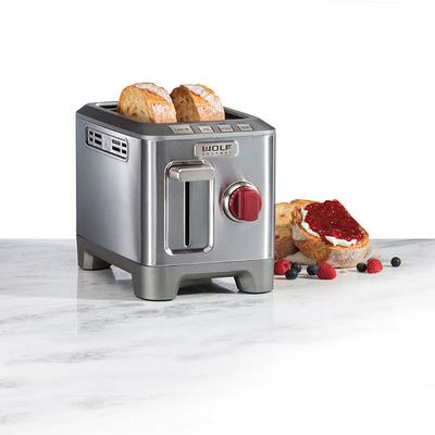 Wolf Gourmet Two-Slice Toaster -...