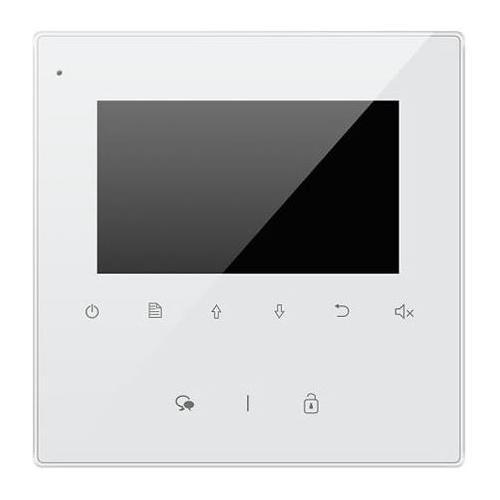 Türsprechanlagen Monitor - DT43W Innenstation mit 4,3