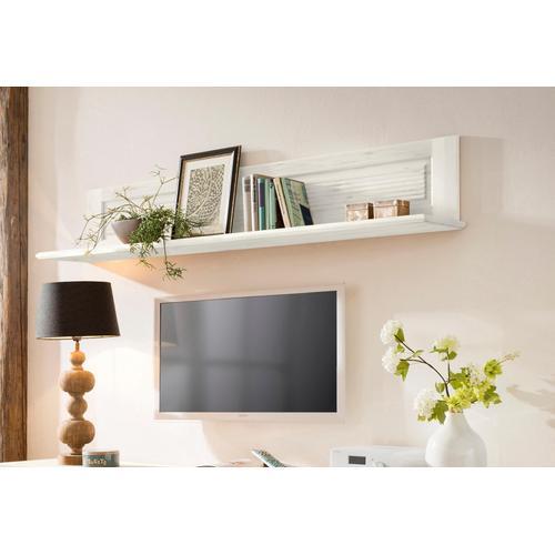 Home affaire Wandpaneel Rauna, Breite 160 cm weiß Wandboards Wandkonsolen Regale Kleinmöbel