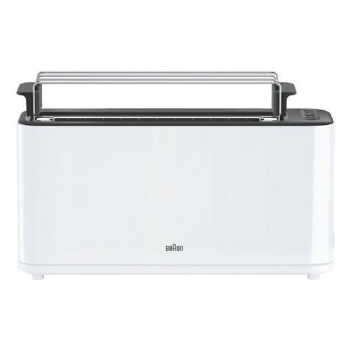 Toaster »PurEase HT 3110 WH« braun, BRAUN