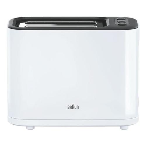 Toaster »PurEase HT 3010 WH« braun, BRAUN