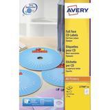 Etiquettes Avery L7760 - pour CD...