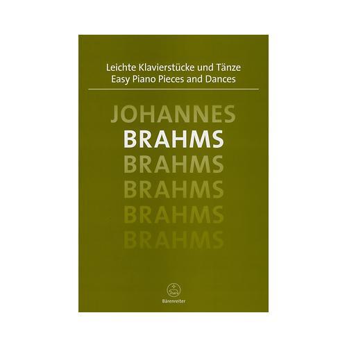 Bärenreiter Brahms Easy Piano Pieces