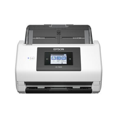 Epson DS-780N Network Color Document Scanner - Refurbished