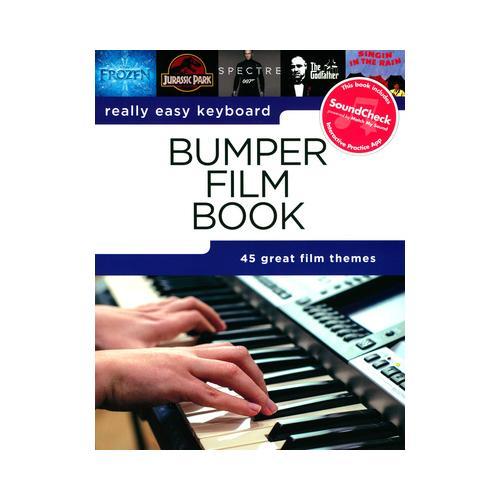 Hal Leonard Bumper Film Book