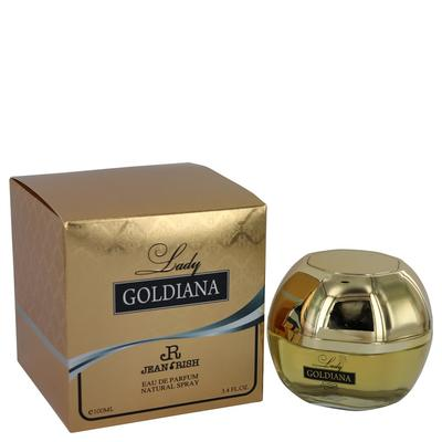 Lady Goldiana For Women By Jean Rish Eau De Parfum Spray 3.4 Oz