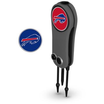 Buffalo Bills Switchblade Repair Tool & Two Ball Markers