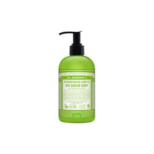 Dr. Bronner's Pflege Körperpflege Zitronengras-Limette Bio Sugar Soap 355 ml
