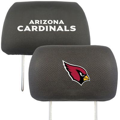 Arizona Cardinals Head Rest Cover