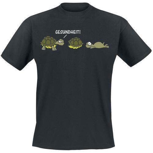 Gesundheit! Herren-T-Shirt - schwarz