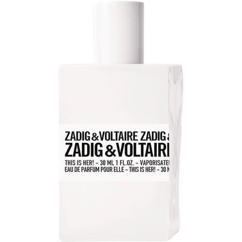 Zadig & Voltaire This is Her! Eau de Parfum (EdP) 30 ml Parfüm