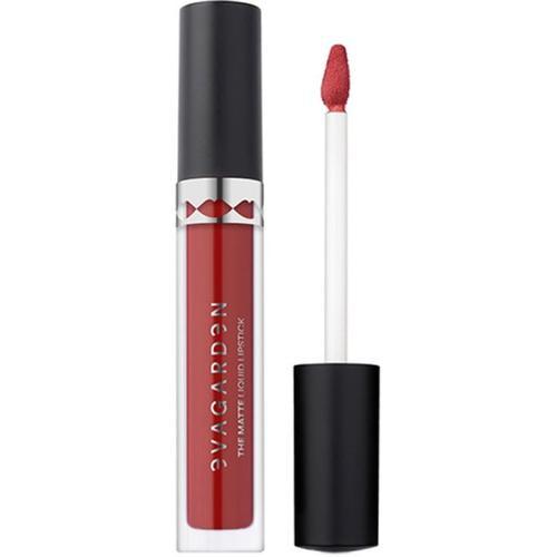Eva Garden The Matte Liquid Lippenstift 2,7 ml 740 Hot Kiss Flüssiger Lippenstift