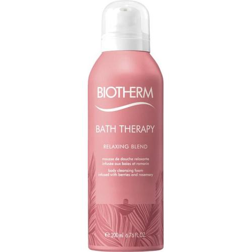 Biotherm Bath Therapy Relaxing Blend Duschschaum 200 ml