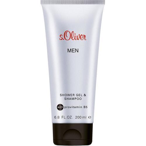 s.Oliver Men Shower Gel - Duschgel 200 ml