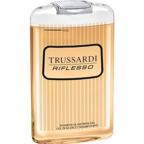 Trussardi Riflesso Shampoo & Shower Gel 200 ml Duschgel