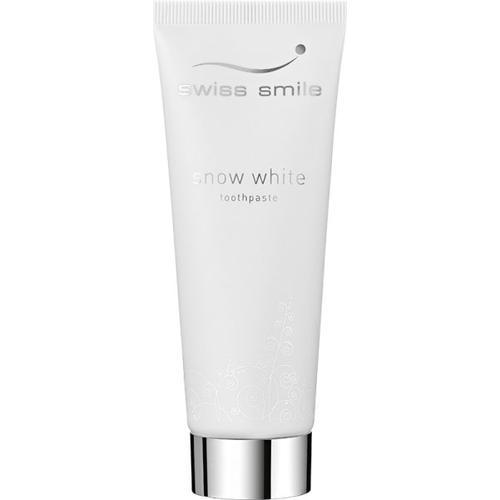 Swiss Smile Snow White Zahnpasta 75 ml