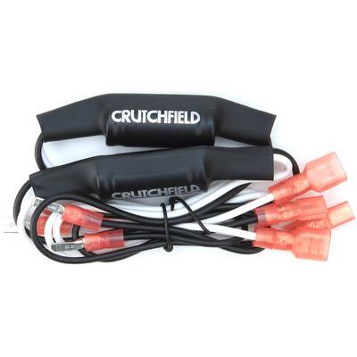 Crutchfield 600Hz Bass Blocker pair