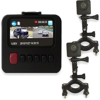 NavAtlas DXB500DVR 2-camera HD DVR for Powersports