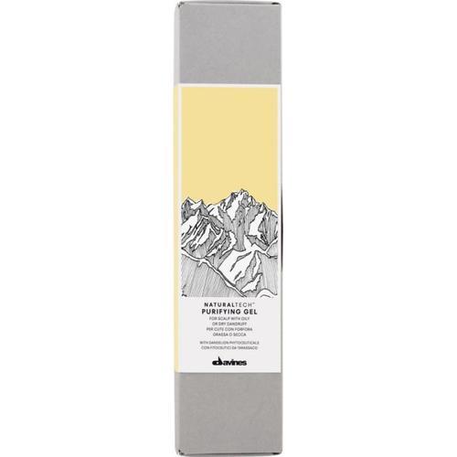 Davines Natural Tech Purifying Gel 150 ml Haargel