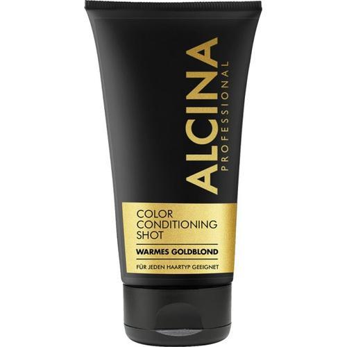 Alcina Color Conditioning Shot Gold 150 ml Conditioner