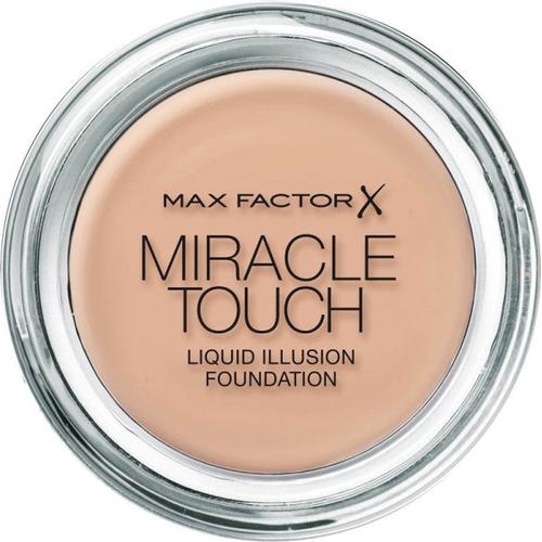 Max Factor Miracle Touch Foundation 75 Golden Rouge