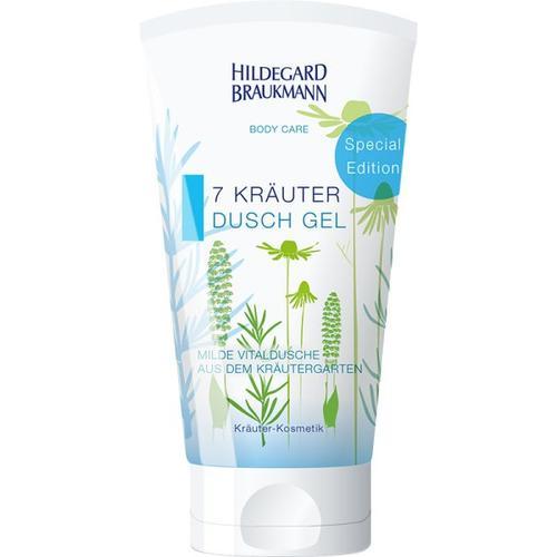 Hildegard Braukmann Body Care 7 Kräuter Dusch Gel 150 ml Duschgel