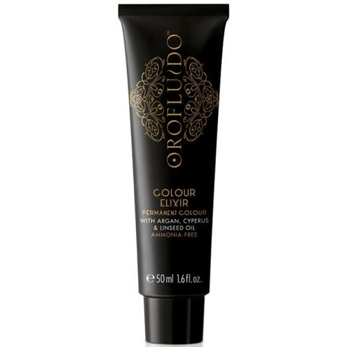 Orofluido Colour Elixir Haarfarbe Nr. 7.24 Mittelblond Perlmutt Kupfer 50 ml