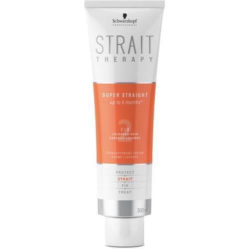 Schwarzkopf Strait Therapy Straight Cream 0 300 ml Glättungscreme