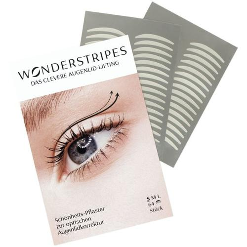 Wonderstripes Gr. S, 64 Stk. Augenlid-Tape