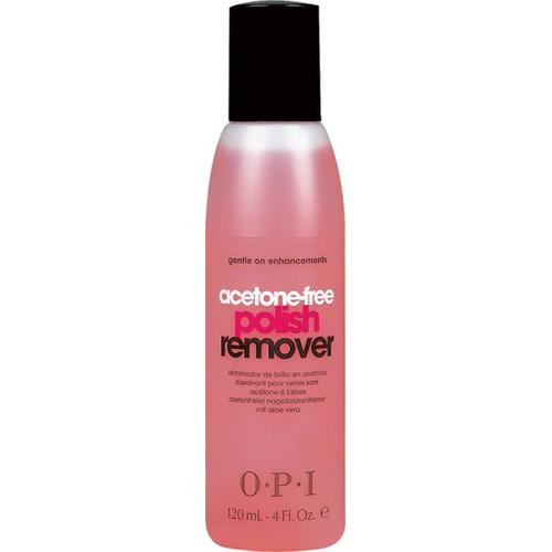 OPI Entferner Acetone-Free Polish Remover - 110 ml Nagellackentferner