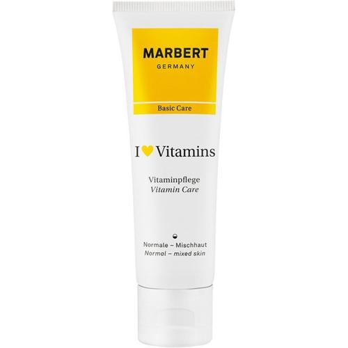 Marbert I love Vitamins Normal Skin 50 ml Gesichtscreme