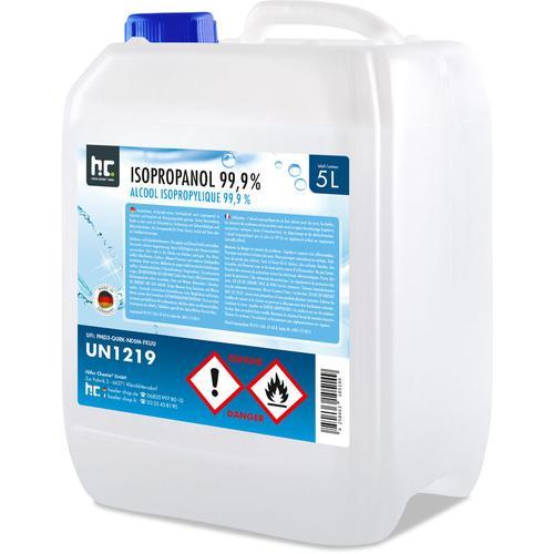 2 x 5 Liter Isopropanol 99,9%