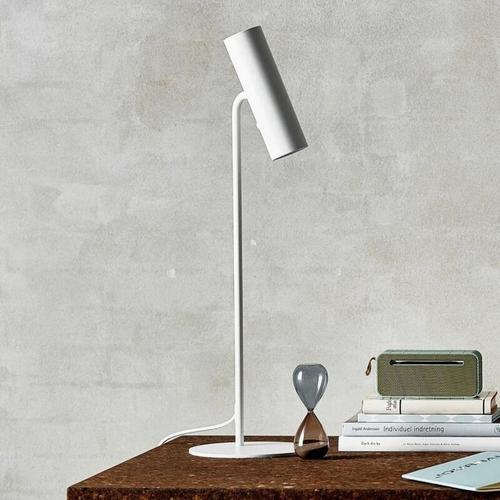 Designer Tischleuchte MIB, GU10, weiß, by Bonnelycke MDD