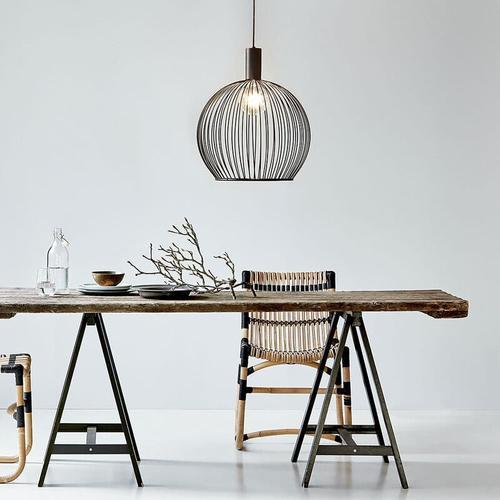 Design For The People - Designer Pendelleuchte Aver, Ø 500 mm, E27, by Carlo Volf