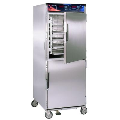 Cres Cor H-138-WS-1834D Full Height Insulated Mobile Heated Cabinet w/ (32) Pan Capacity, 120v