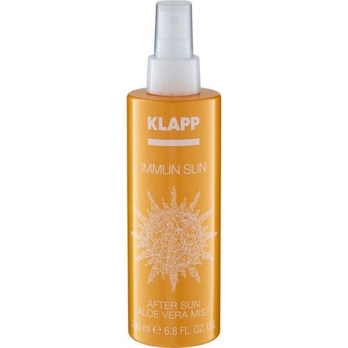 Klapp Immun Sun After Sun Aloe Vera Mist 200 ml After Sun Spray