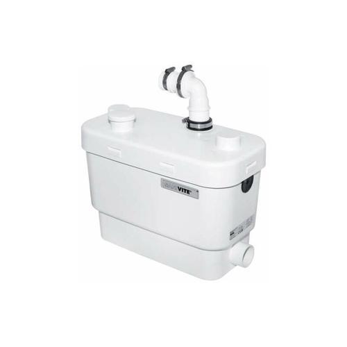 SaniVite+ 0008P Sanibroy Hebeanlage Abwasserhebeanlage für Waschmaschine - SFA