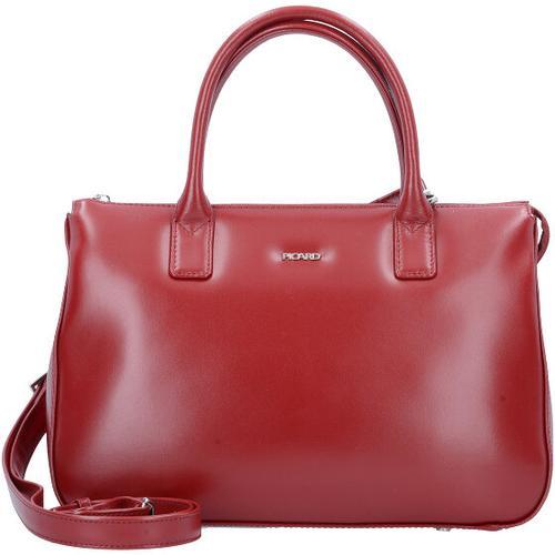 Picard Promotion 5 Handtasche Leder 32 cm rot