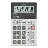 Taschenrechner »EL-W211GGY« grau...