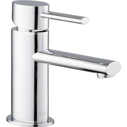 Paulgurkes - Wasserhahn Einhandmischer oval Waschbeckenarmatur Mischbatterie