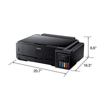 Epson Expression Premium ET-7750 EcoTank Wide-format All-in-One Supertank Printer - Refurbished