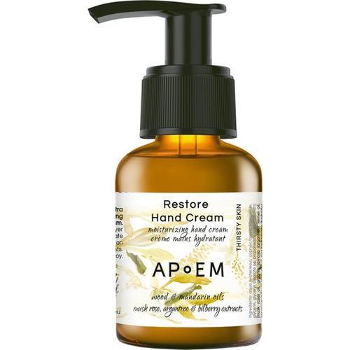 APoEM Restore Hand Cream 60 ml Handcreme