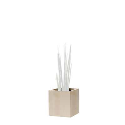 Pot à plantes à hauteur des genoux, pour 1 plante