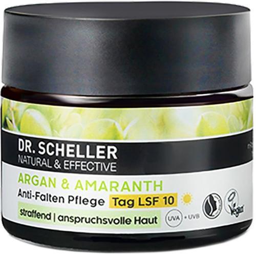 Dr. Scheller Argan & Amaranth Anti-Falten Pflege Tag LSF 10 50 ml Tagescreme