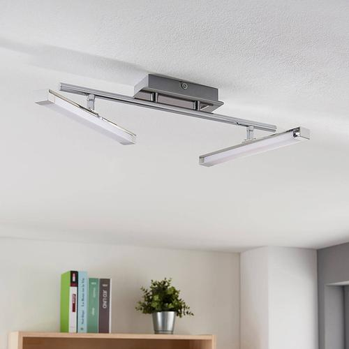 Moderne LED-Deckenlampe Pilou, 3-stufig dimmbar