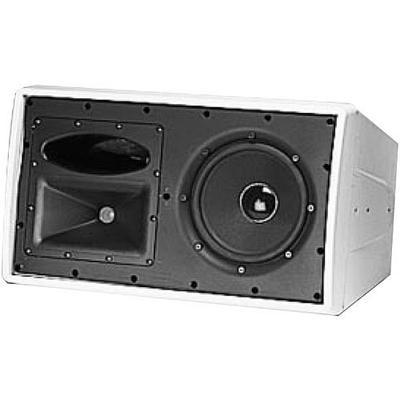 JBL C29AV-1 Control 2-Way Indoor/Outdoor Speaker - White