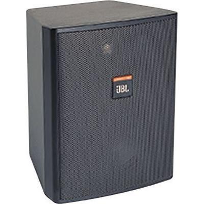 JBL Control 25AV Two-Way 5.25 in. Shielded Indoor/Outdoor Speaker Pair - White