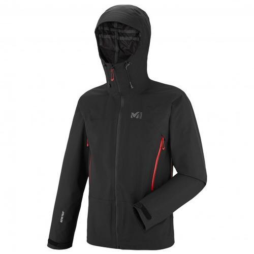 Millet - Kamet Light GTX Jacket - Regenjacke Gr M schwarz