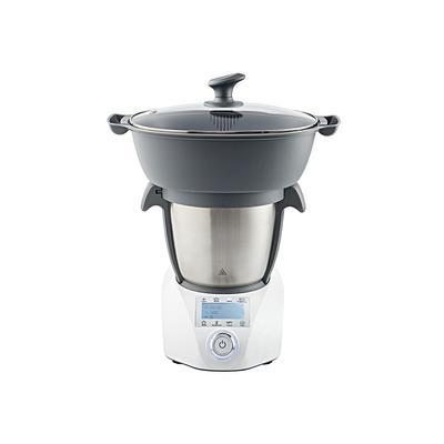 compact cook elite+ grand panier vapeur