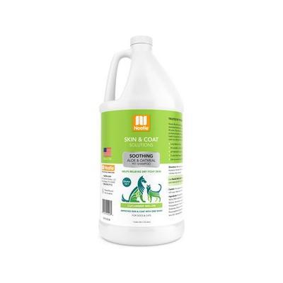 Nootie Cucumber Melon Soothing Formula Dog Shampoo, 1-gal bottle